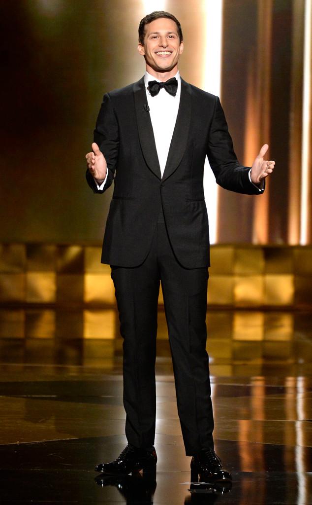 Andy Samberg, Emmy Awards 2015, Show
