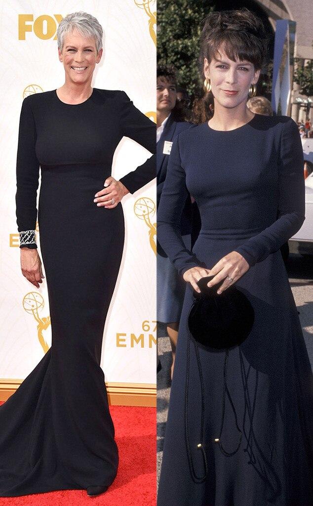 Jamie Lee Curtis, Emmy Awards 2015, 1989