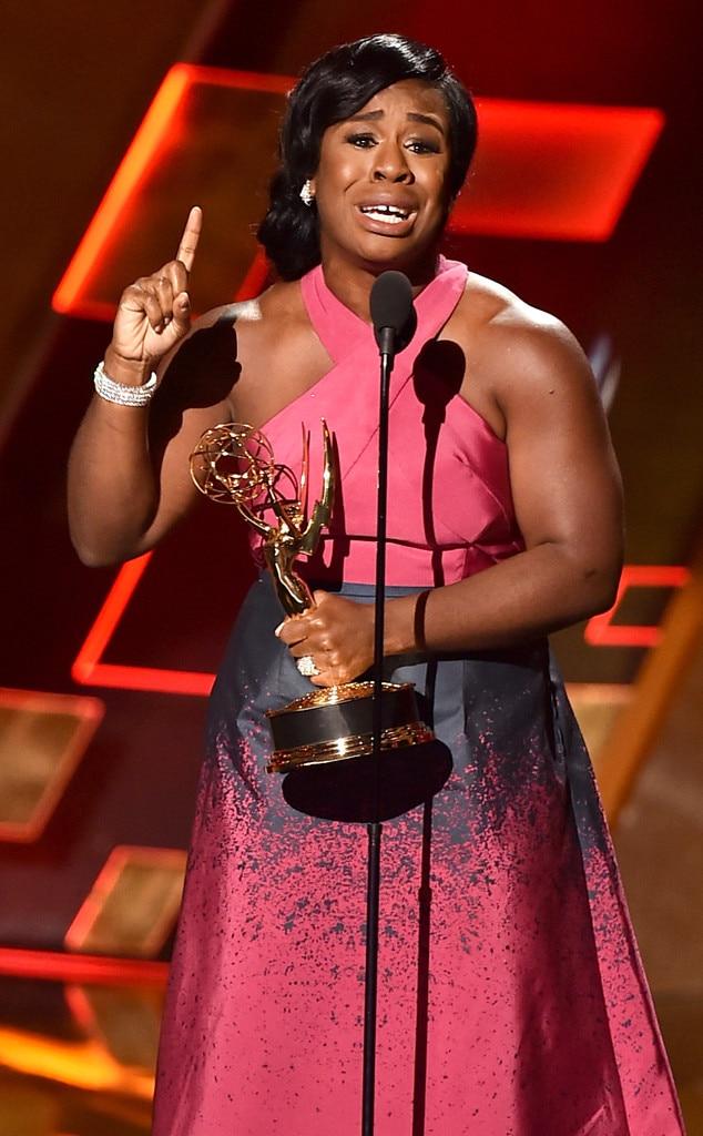 Uzo Aduba,Emmy Awards 2015, Show