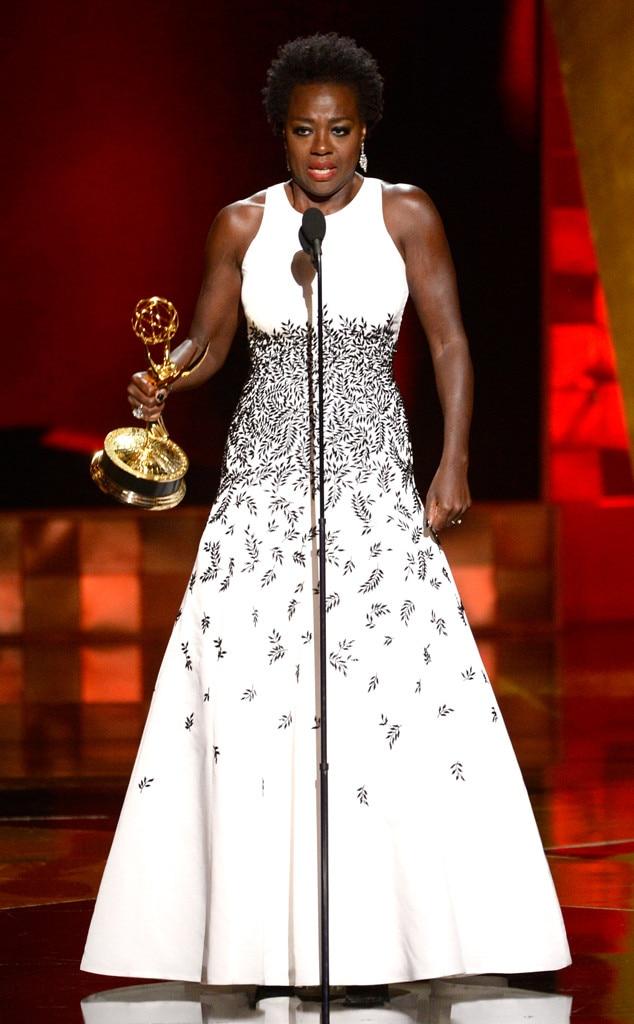 Viola Davis, Emmy Awards 2015