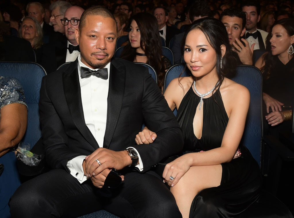 Terrence Howard Says Wife Mira Pak is His Life's Love ...
