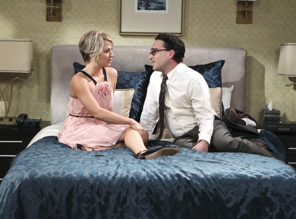 The Big Bang Theory, Kaley Cuoco-Sweeting, Johnny Galecki