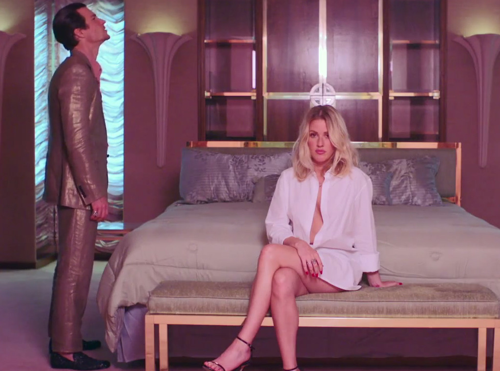 Ellie Goulding, On My Way, Music Video