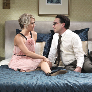 The Big Bang Theory, Kaley Cuoco-Sweeting, Johnny Galecki