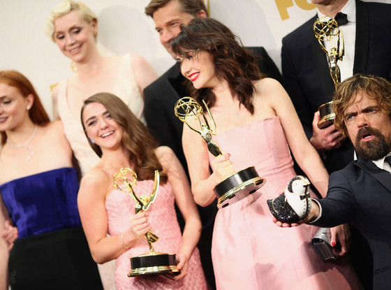 Peter Dinklage, Emmy Awards 2015, Best Accessories, Clutch