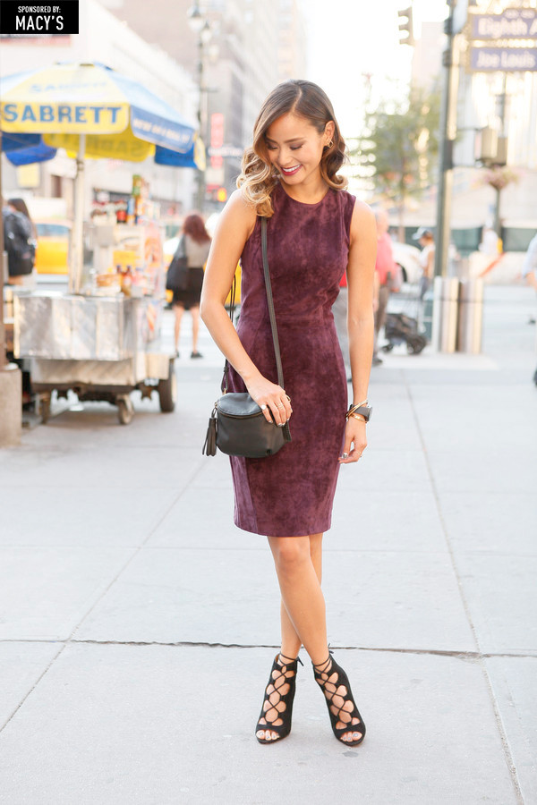 Macy's Front Row, Jamie Chung, What I Wore