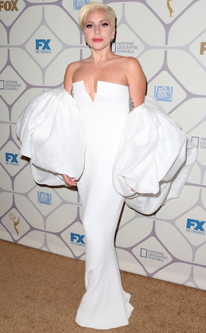Lady Gaga, Fox Emmys After-Party