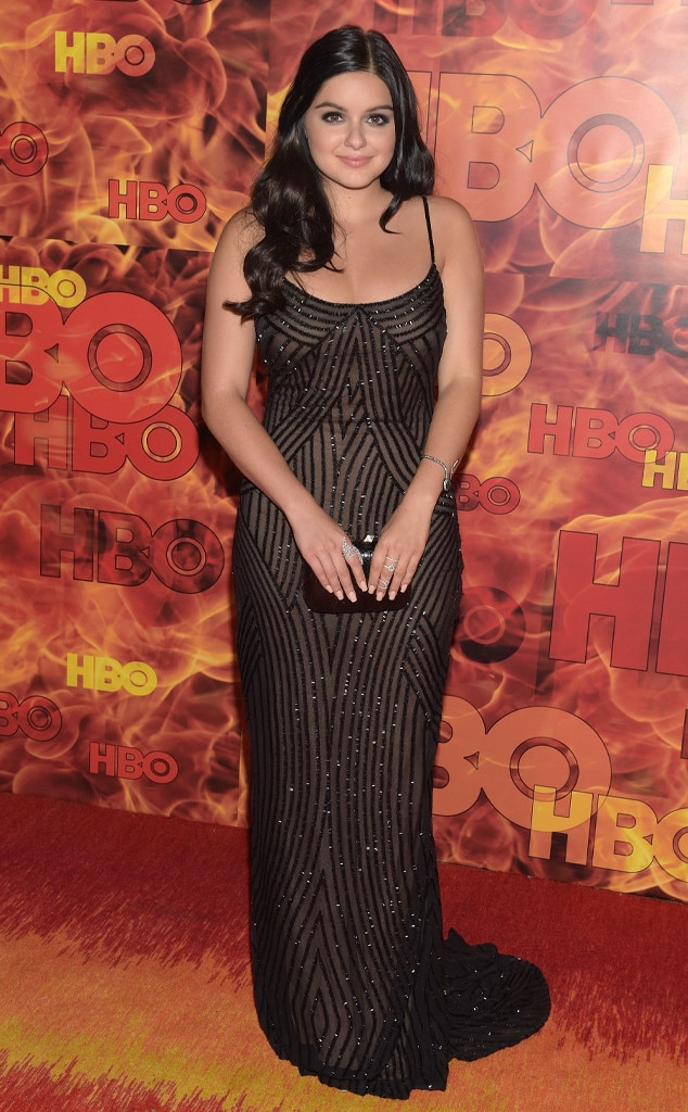 Ariel Winter, Emmy After-Party