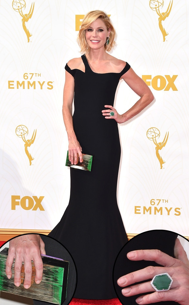 Julie Bowen, Emmy Awards 2015, Best Accessories