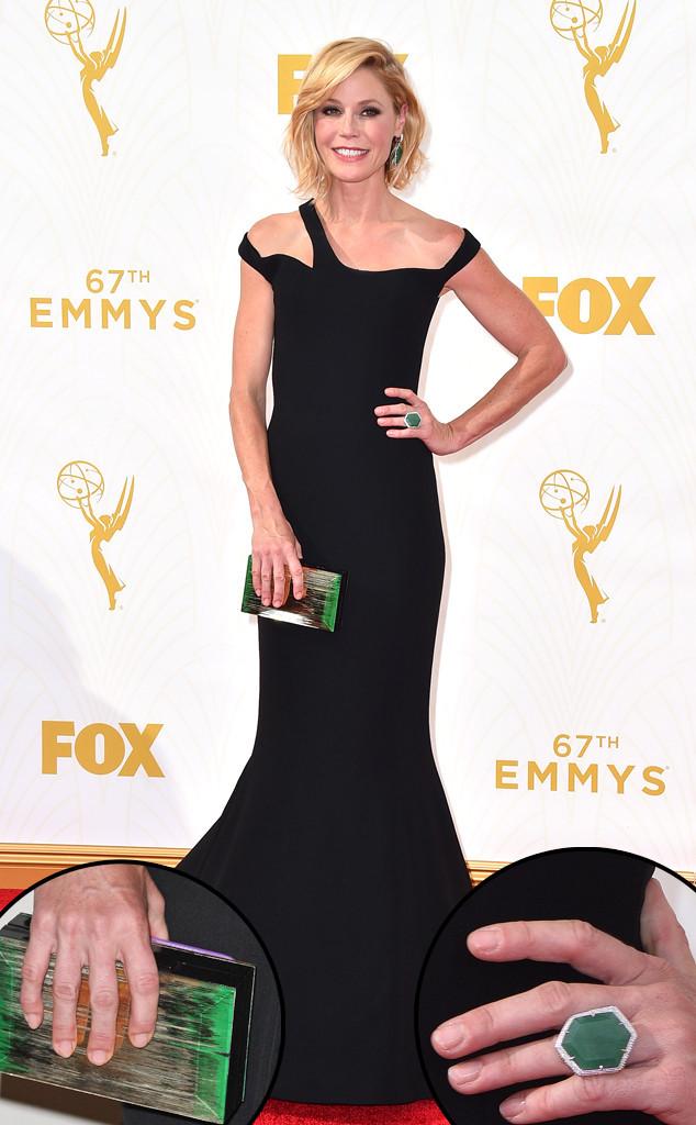 Julie Bowen, Emmy Awards 2015, Best Accessories