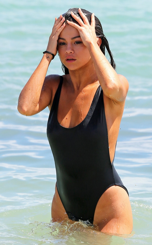 Selena Gomez, Bathing Suit