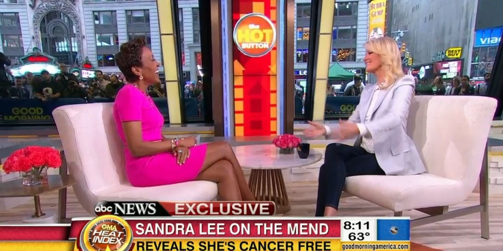Sandra Lee, Good Morning America, GMA