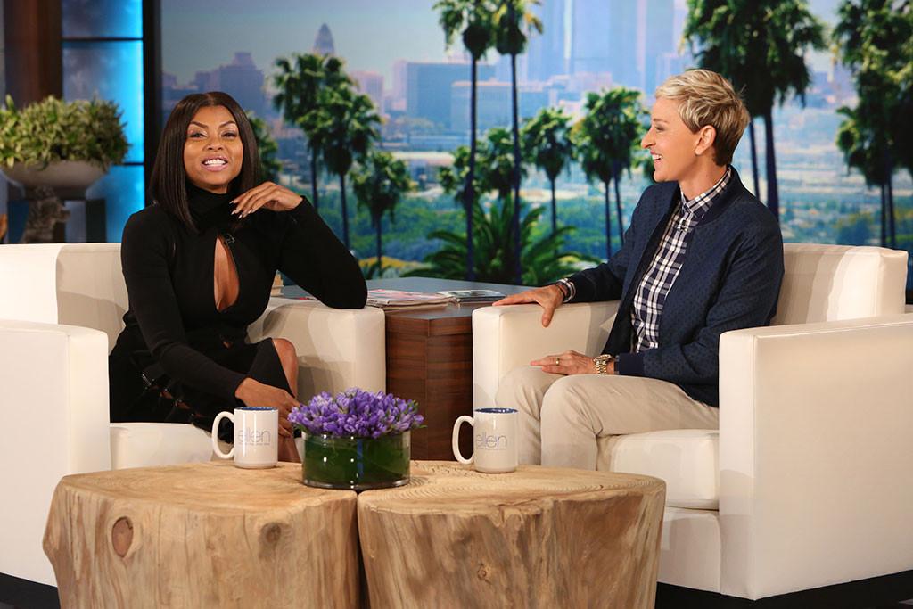 Taraji P. Henson, The Ellen DeGeneres Show