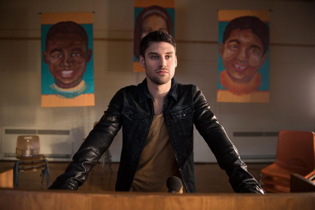 Ryan Guzman, Heroes Reborn