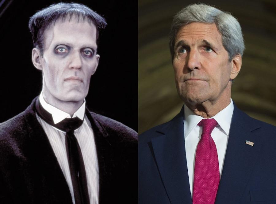 Lurch, John Kerry, Addams Family