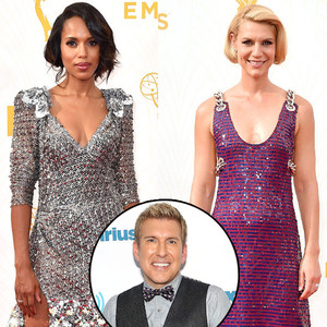 Todd Chrisley, Claire Danes, Kerry Washington, Emmys