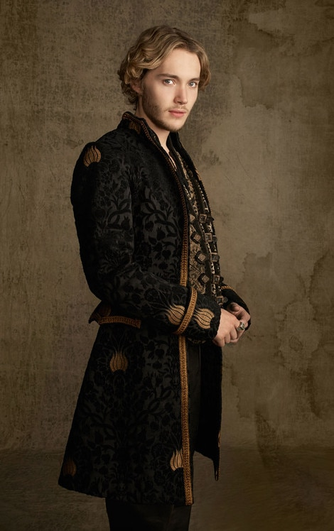 Toby Regbo Prince Francis From The Reign Cast E News
