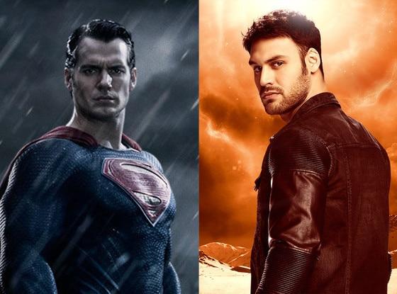 Henry Cavill, Superman, Ryan Guzman, Heroes Reborn