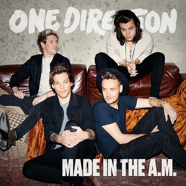 One Direction, Made in the AM cover