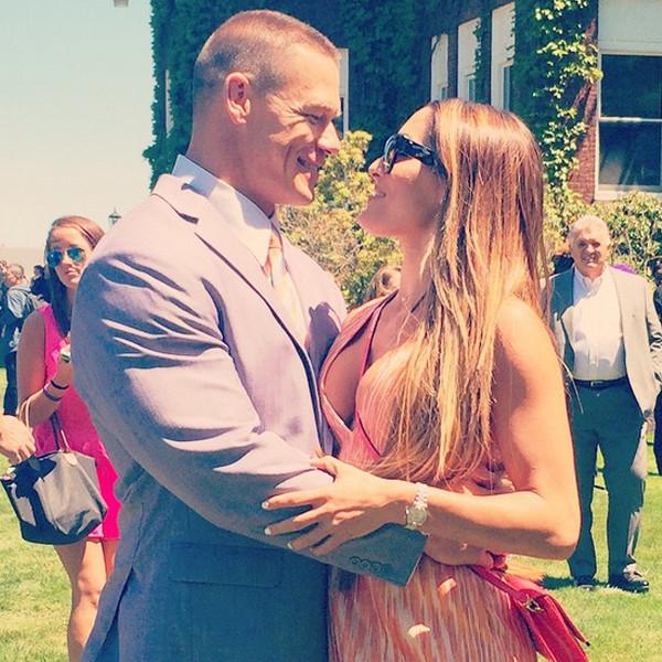 Nikki Bella, John Cena, Instagram