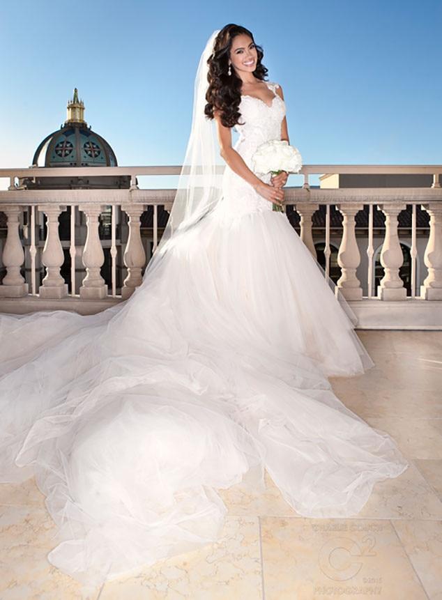Rob Dyrdek, Bryiana Noelle Flores, Wedding