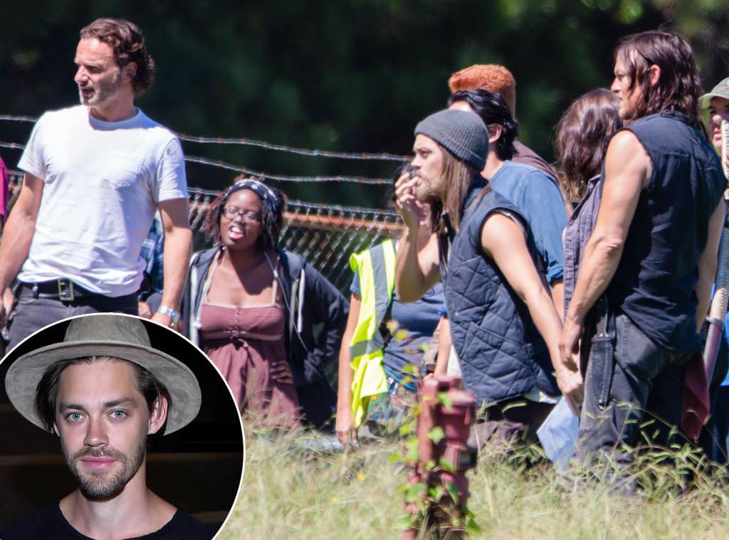 The Walking Dead, Paul Jesus Monroe, Tom Payne, Andrew Lincoln, Norman Reedus