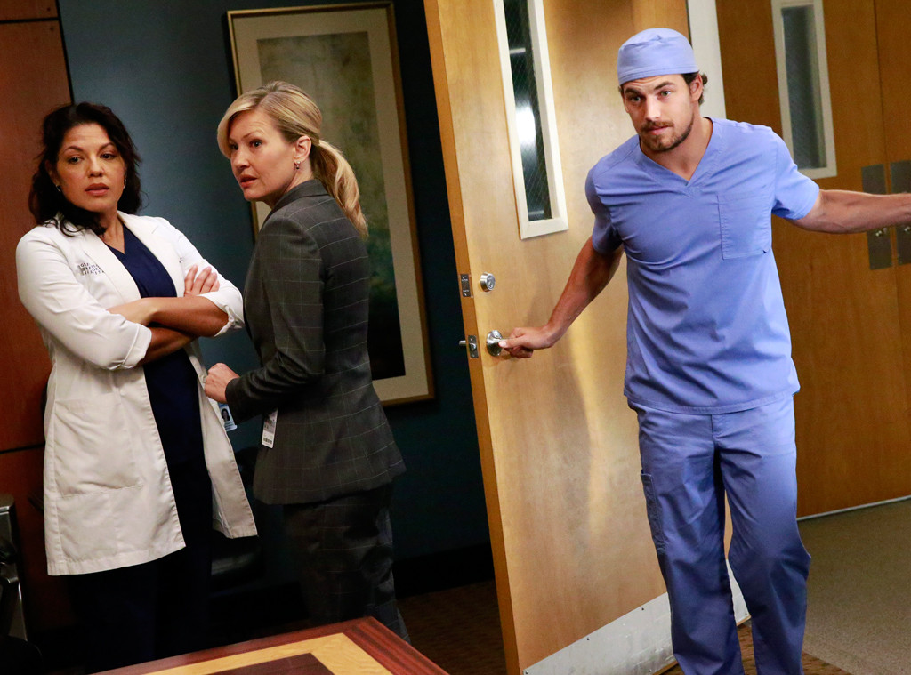 Grey's Anatomy, Grey's Anatomy Season 12