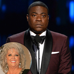 Paula Deen, Tracy Morgan