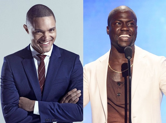 Trevor Noah, The Daily Show, Kevin Hart
