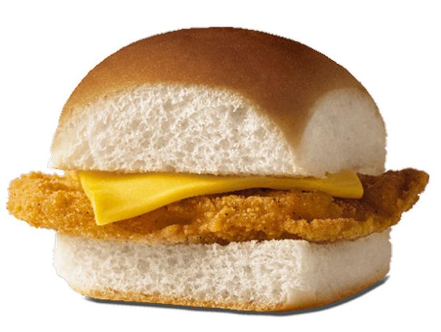 420 Foods, White Castle Chicken Slider
