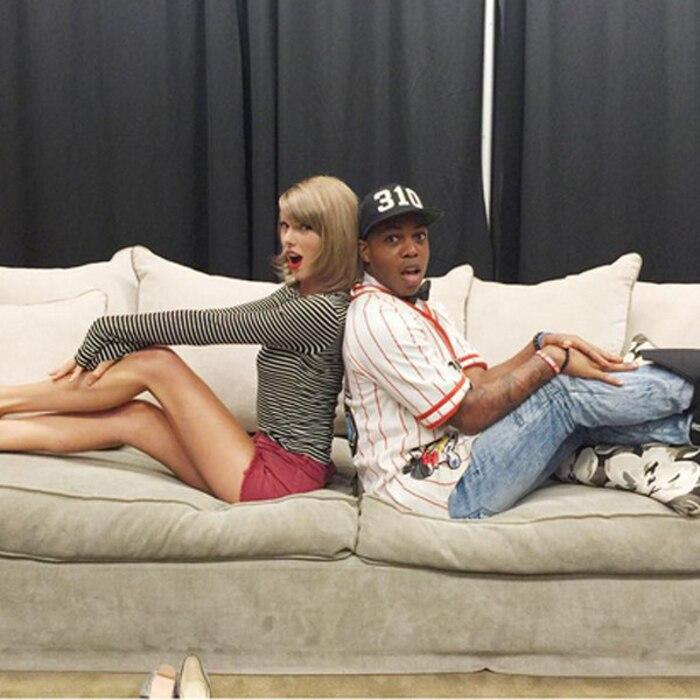 Taylor Swift, Todrick Hall, Instagram