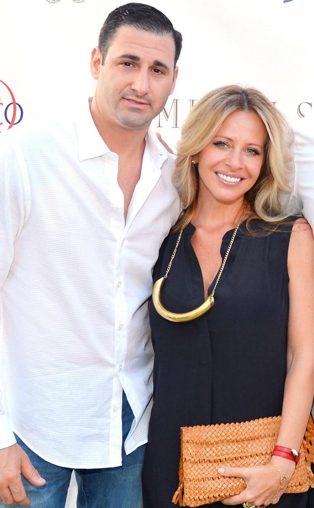 Dave Cantin, Dina Manzo