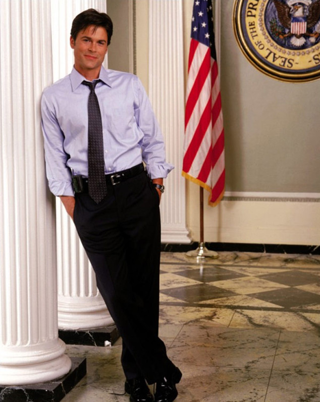 Rob Lowe, The West Wing