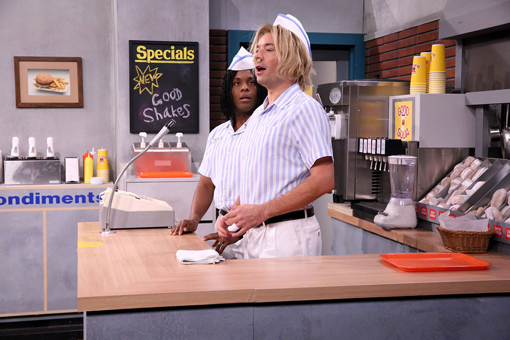 Goodburger, Kenan Thompson, Kel Mitchell, Jimmy Fallon, The Tonight Show