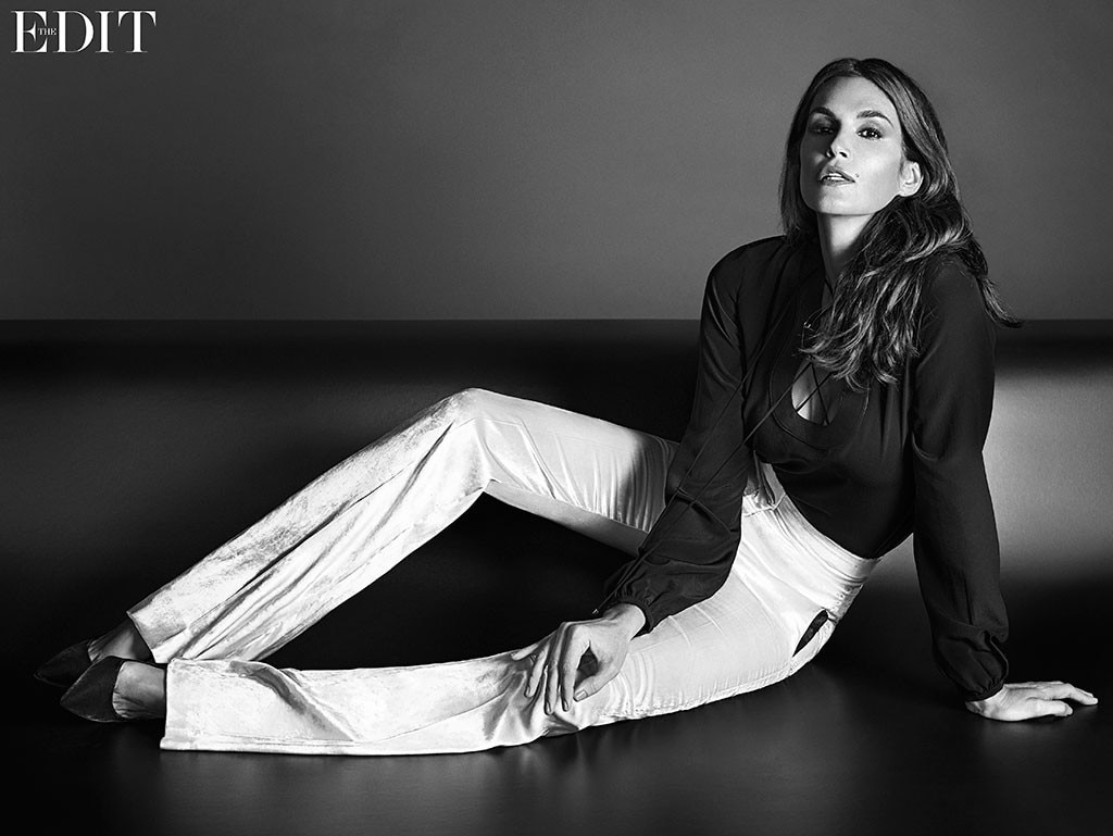 Cindy Crawford, The Edit