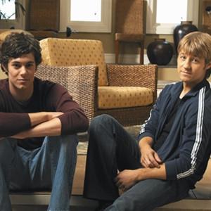 Ben McKenzie, Adam Brody, The O.C.