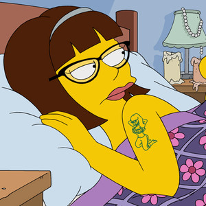 Lena Dunham, The Simpsons