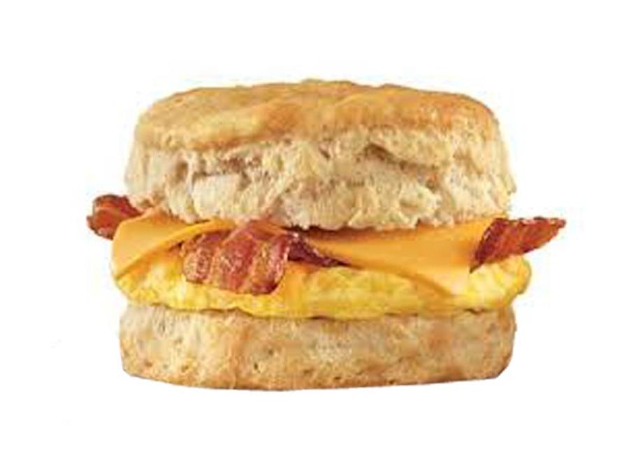 420 Foods, Arbys Breakfast Ham, Egg & Cheese Biscuit