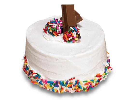 420 Foods, Cold Stone Creamery Cake Batter Confetti cake