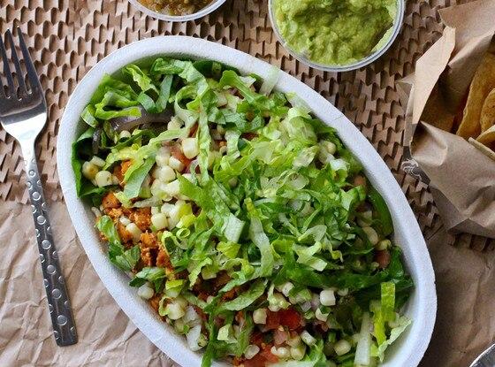 420 Foods, Chipotle Sofritas Burrito Bowl