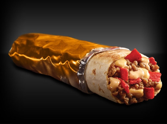 420 Foods, Taco Bell DareDevil Loaded Griller
