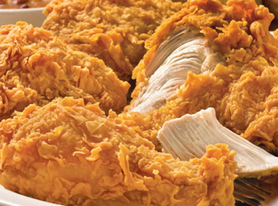 420 Foods, Popeyes Bonafied Spicy Chicken Breast