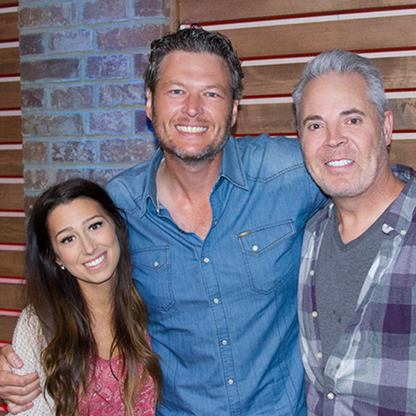 Blake Shelton, America's Morning Show