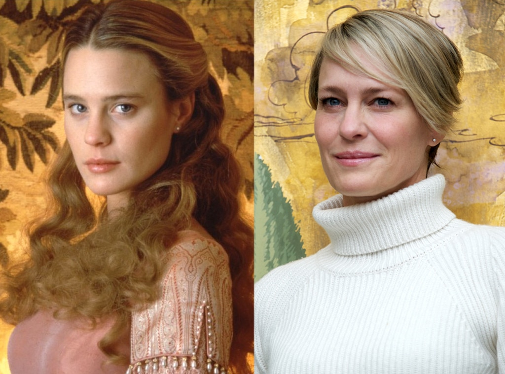 The Princess Bride, Robin Wright