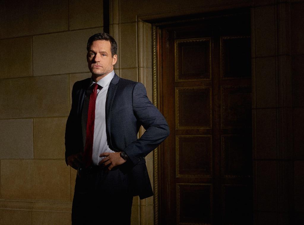 Josh Hopkins, Quantico, ABC