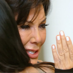 Kris Jenner, Crying, KUWTK