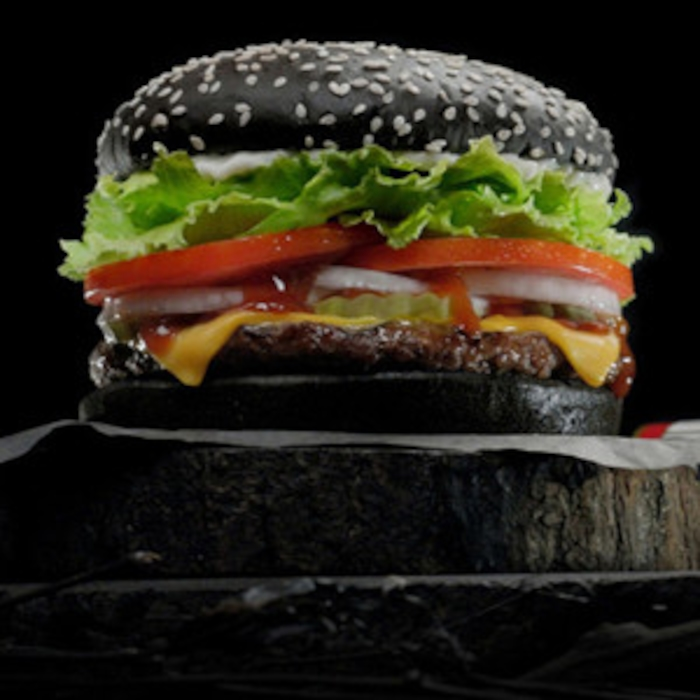 Burger King's Black Halloween Whopper Has an Unfortunate Side ...