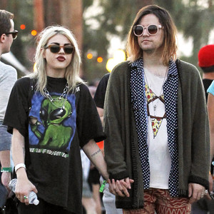 Frances Bean Cobain, Isaiah Silva