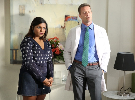 The Mindy Project, Garret Dillahunt