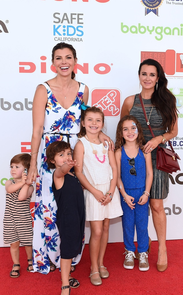 Ali Landry, Kyle Richards